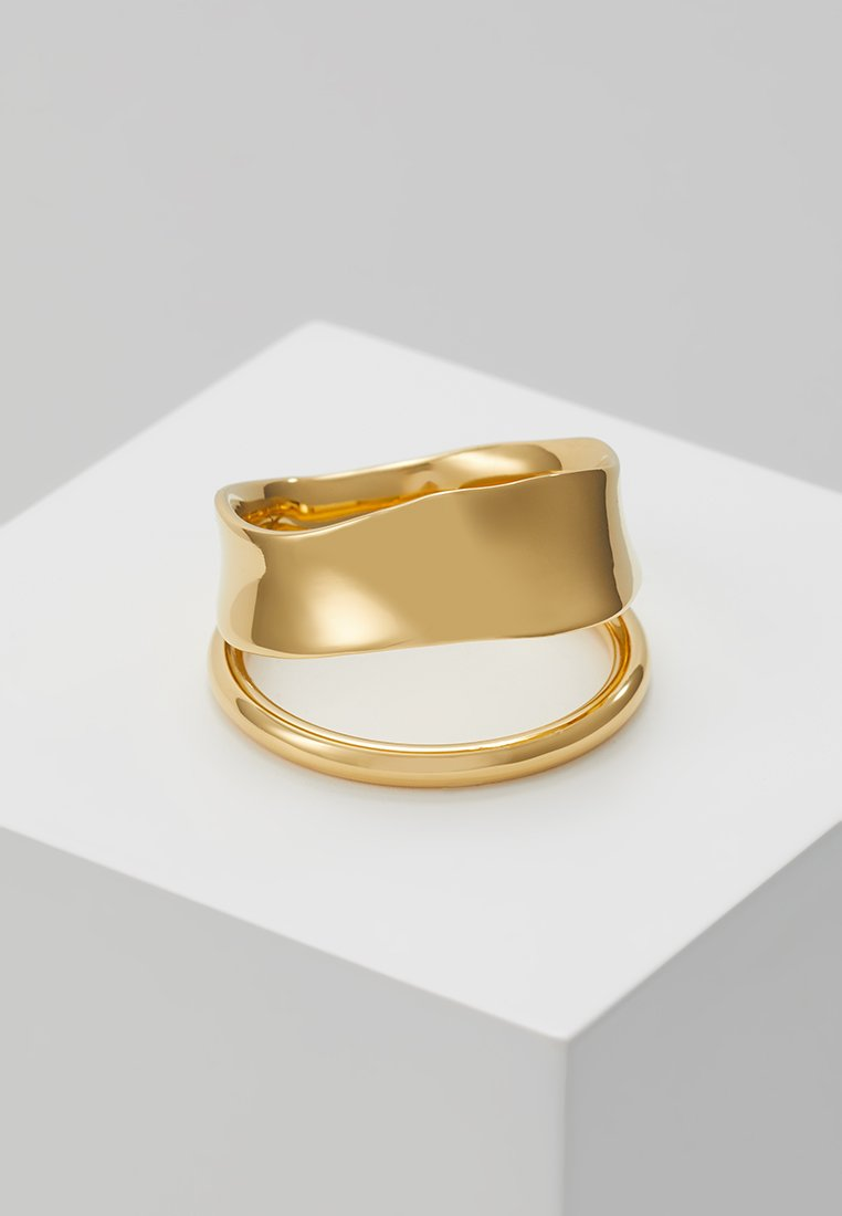 Maria Black - MIDNIGHT  - Ring - yellow gold-coloured