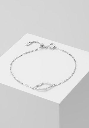 MIDNIGHT BRACELET - Pulsera - silver