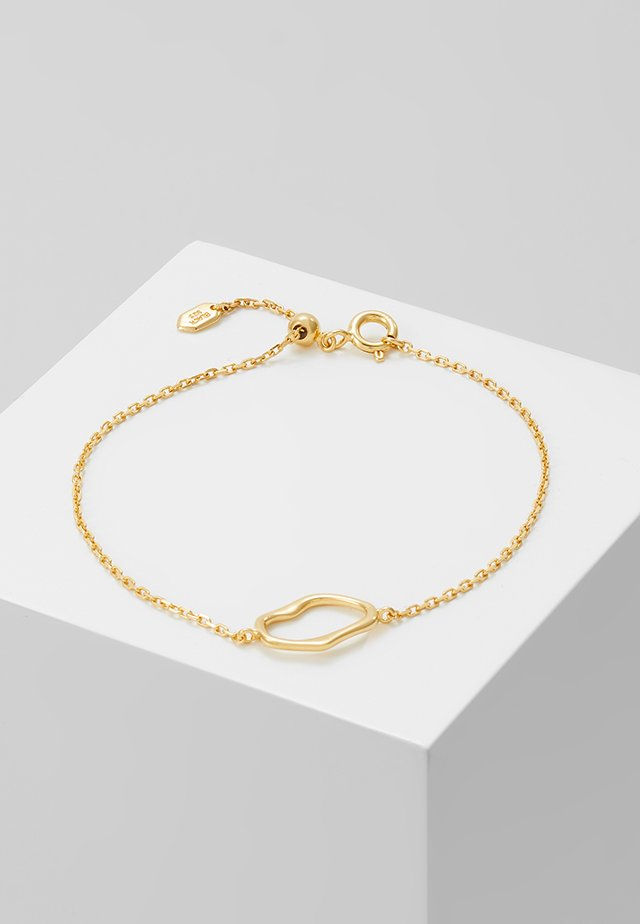 MIDNIGHT BRACELET - Armband - gold-coloured