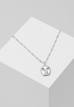 RAY NECKLACE - Kaulakoru - silver