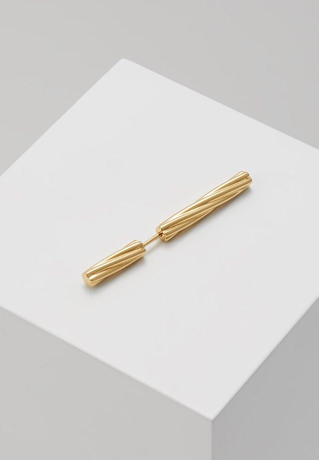 ARSIIA EARRING - Earrings - gold-coloured