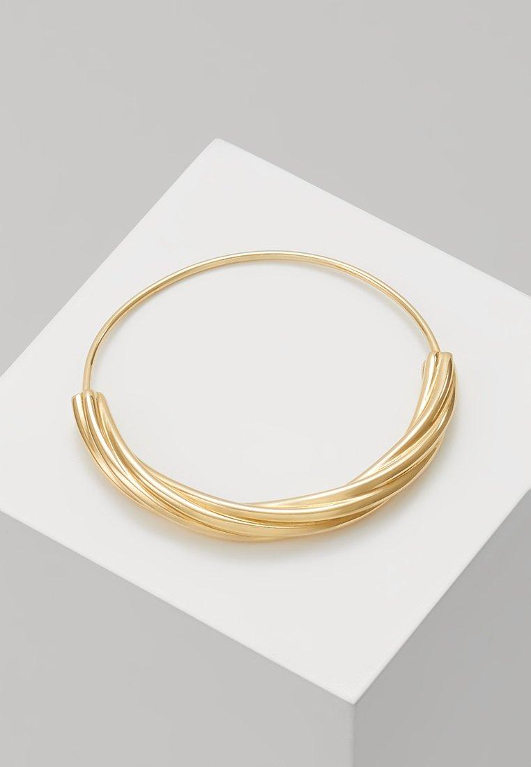 Maria Black - TOVE MEDIUM EARRING - Orecchini - gold-coloured