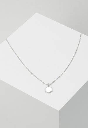 KIM NECKLACE - Collar - silver