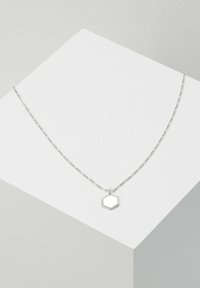 KIM NECKLACE - Halskette - silver
