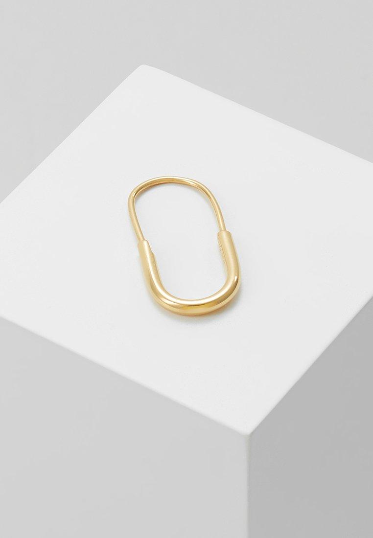Maria Black - CHANCE MINI EARRING - Oorbellen - gold-coloured