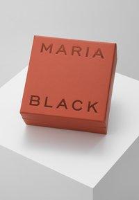 Maria Black - SENORITA HOOP PAIR NOON CHARM - Náušnice - gold-coloured - 3