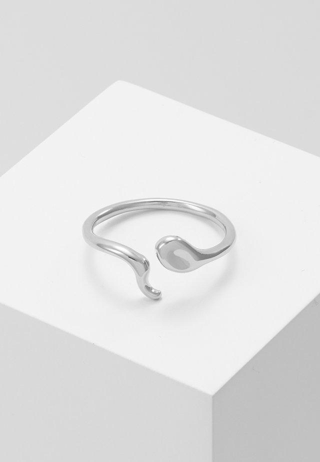 SUNRISE - Ringe - silver-coloured