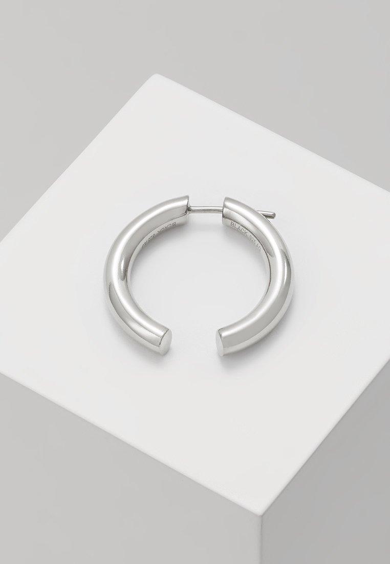 Maria Black - BROKEN EARRING - Øreringe - silver