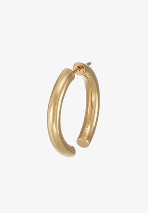 BROKEN EARRING - Øreringe - gold-coloured