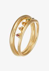 Maria Black - PRIYA RAINBOW - Ring - gold-coloured - 4