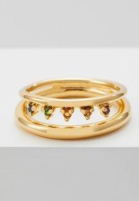 Maria Black - PRIYA RAINBOW - Ring - gold-coloured - 5