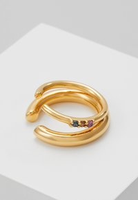 Maria Black - JUSTIN RAINBOW EARCUFF - Orecchini - gold-coloured - 2