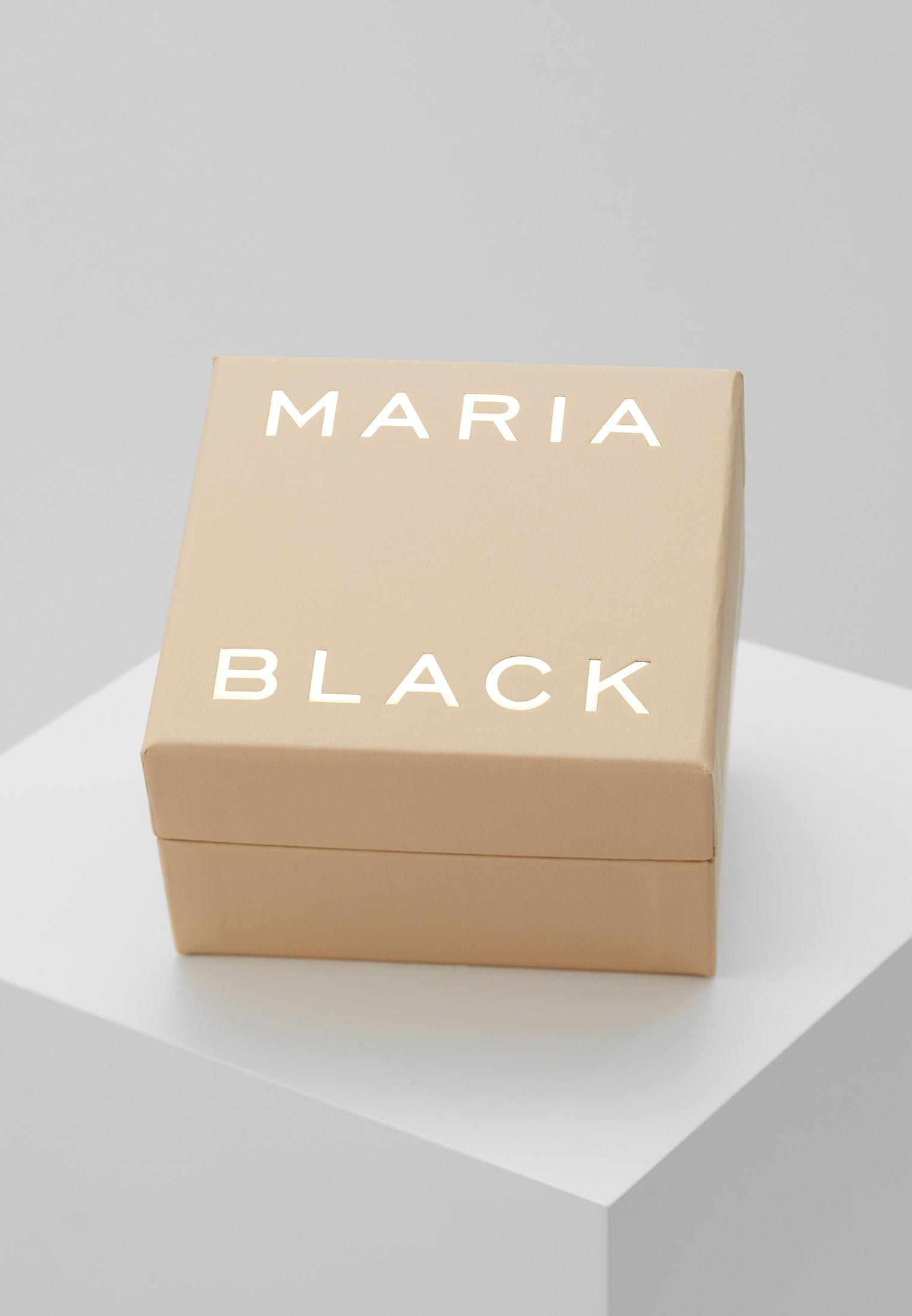 Maria Black Friend Charm Bracelet Medium - Armband Gold-coloured