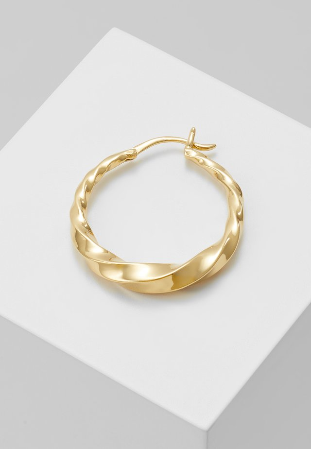 SADIE HOOP EARRING - Korvakorut - gold-coloured