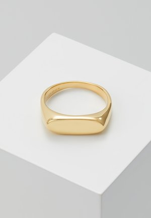 PAPAYA RING - Pierścionek - gold-coloured