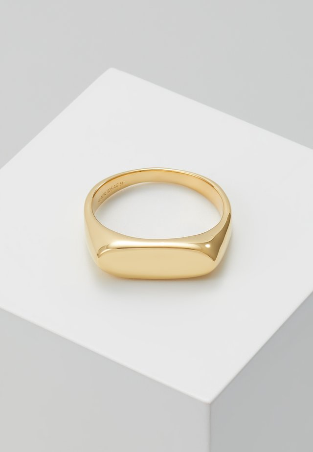 PAPAYA RING - Prsten - gold-coloured