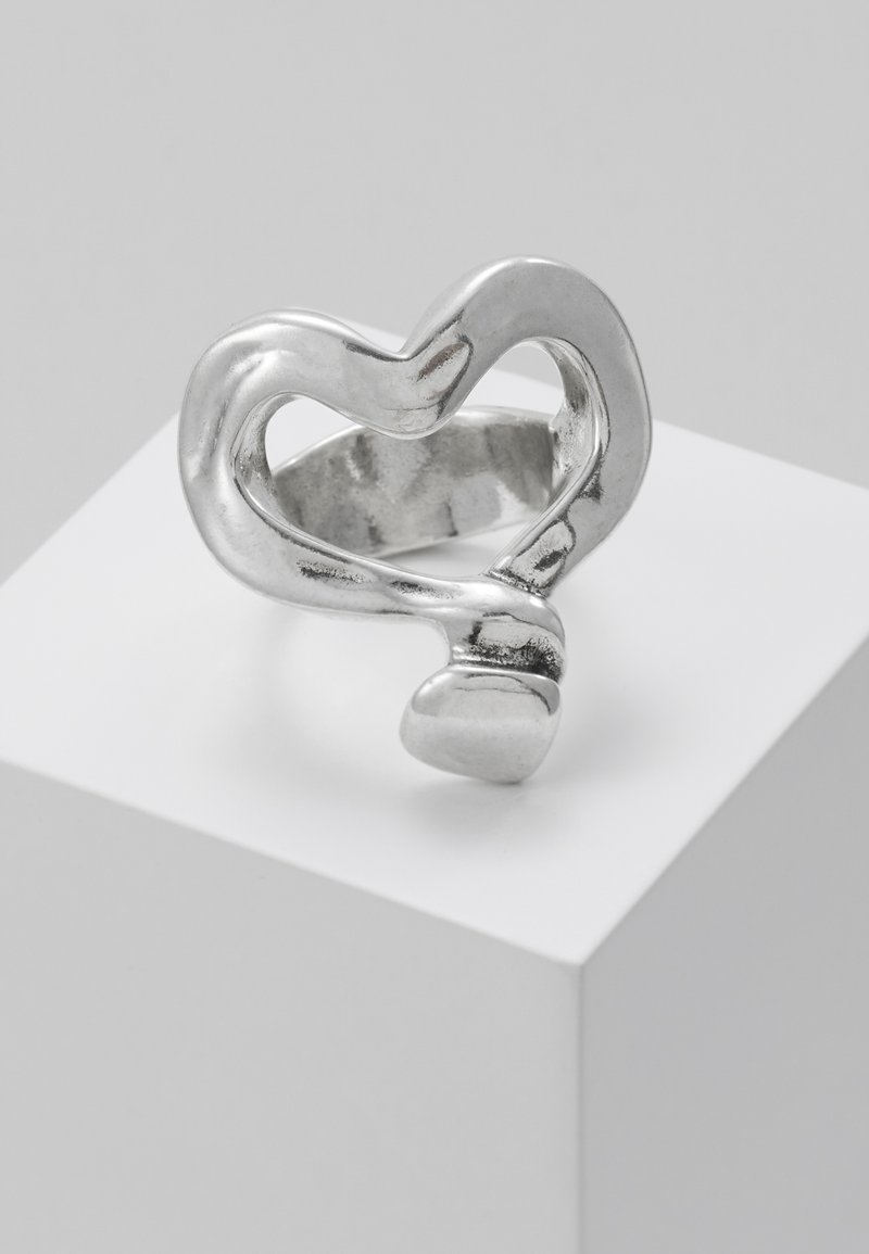 UNOde50 - NAILED HEART - Sormus - silver-coloured