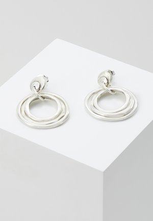 HIPSTER - Øreringe - silver-coloured