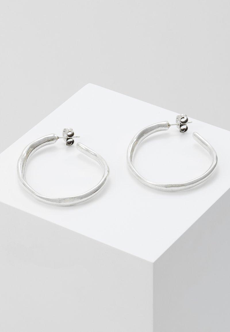 UNOde50 - OHMMM - Náušnice - silver-coloured