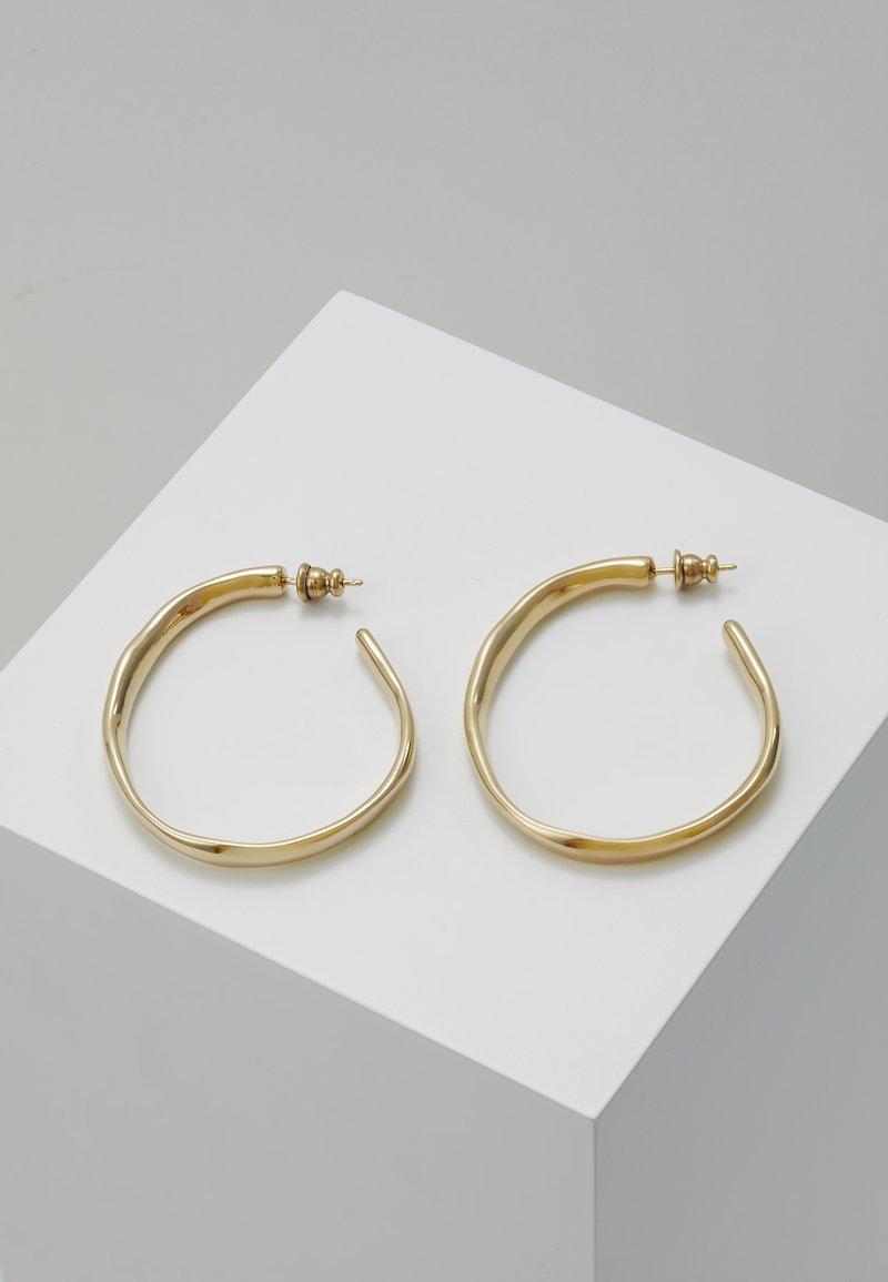 UNOde50 - OHMMM - Ohrringe - gold-coloured