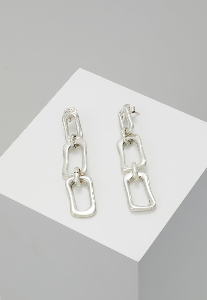 UNOde50 - CHAIN BY CHAIN - Pendientes - silver-coloured