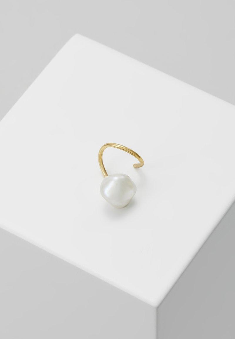 Maria Black - BAROQUE TWIRL - Earrings - gold-coloured