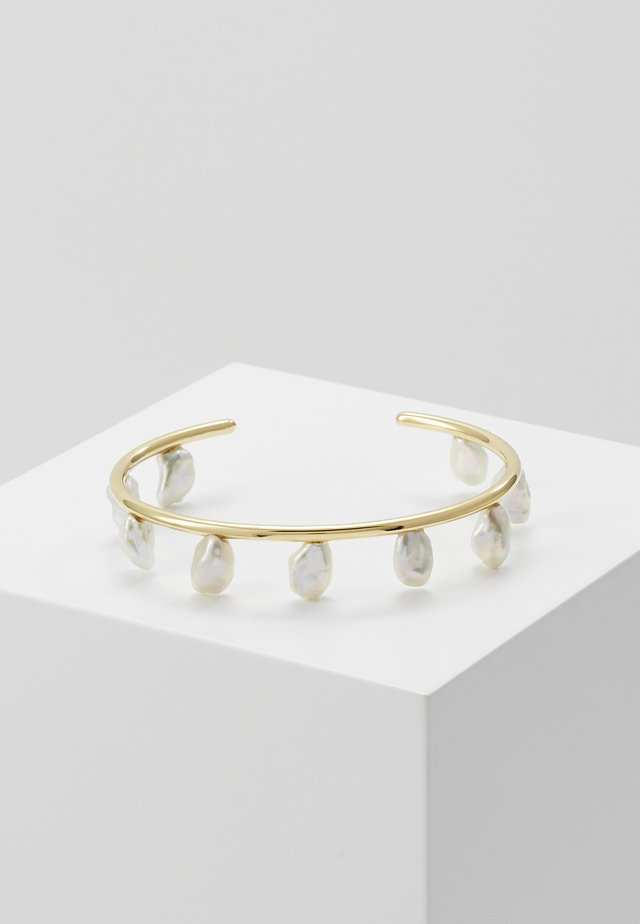 APRIL SNOW BANGLE - Armband - gold