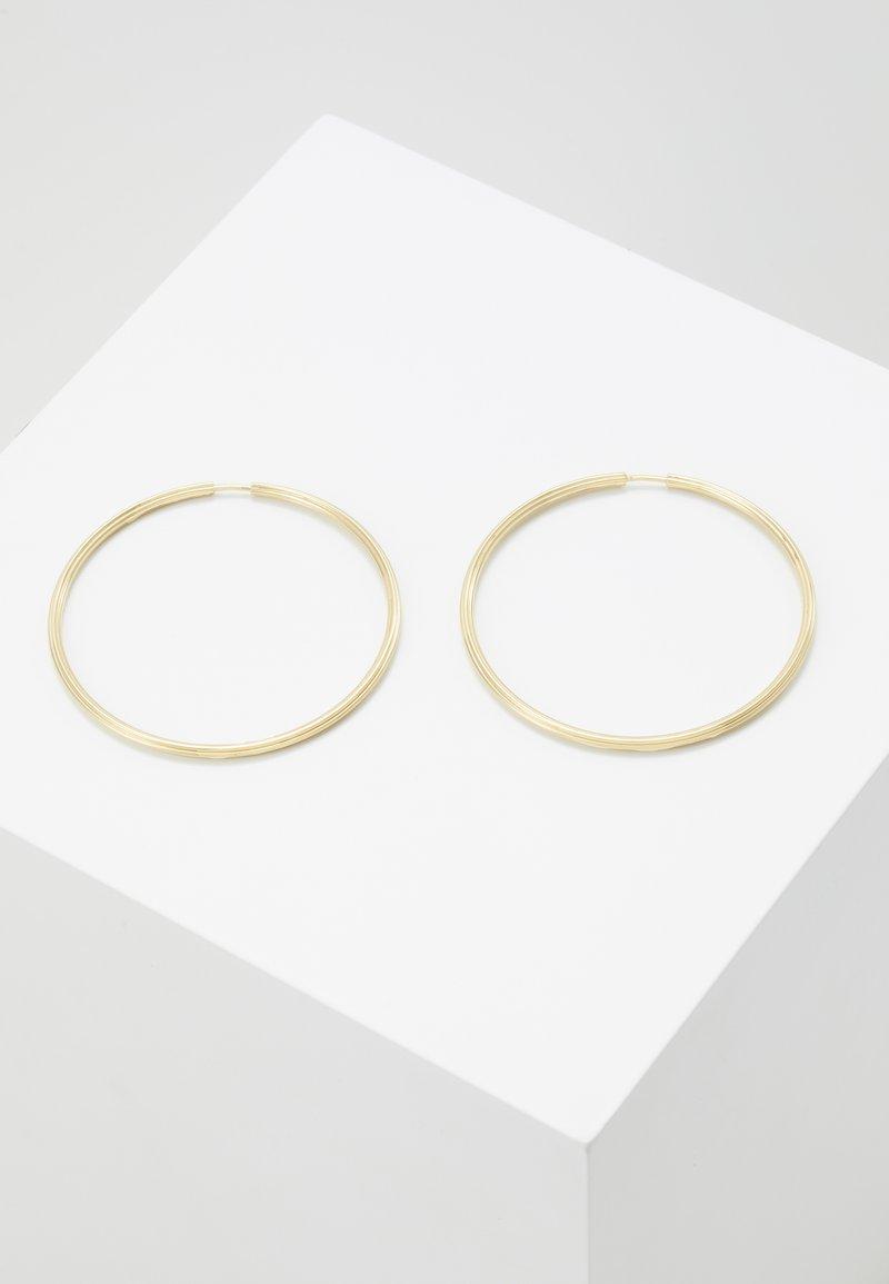 Maria Black - SUNSET HOOP PAIR - Náušnice - gold-coloured