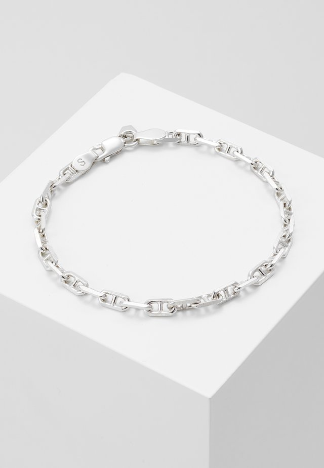 PORTO BRACELET SMALL - Armbånd - silver
