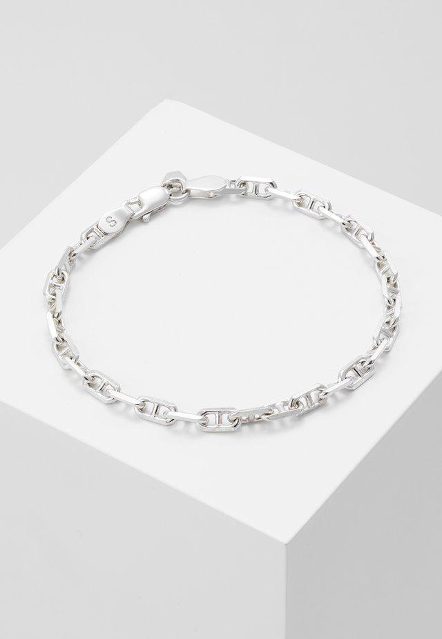 PORTO BRACELET SMALL - Armband - silver
