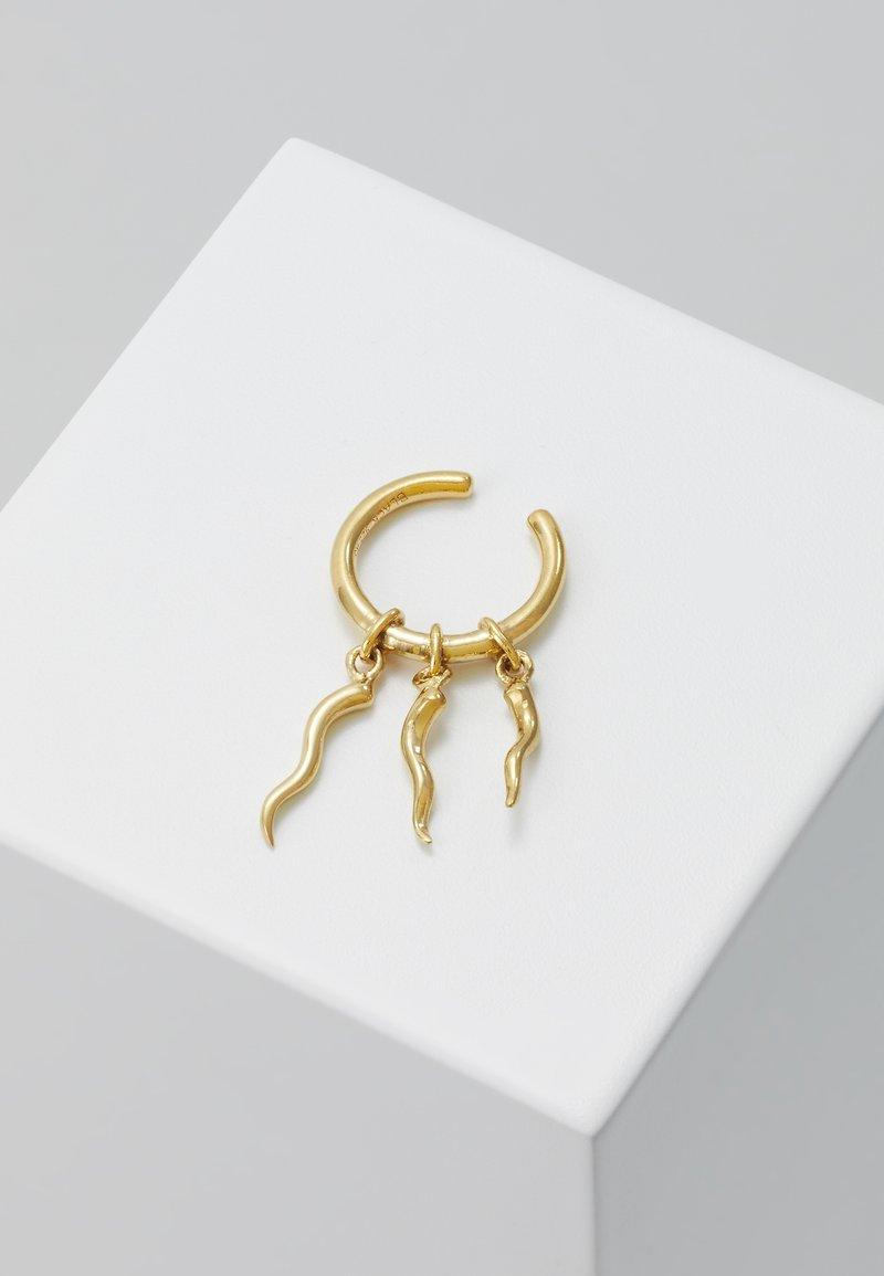 Maria Black - MEDUSA EAR CUFF - Earrings - gold-coloured