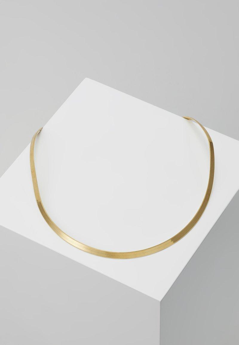 Maria Black - MIO CHAIN - Collier - gold-coloured