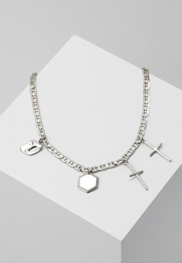 STORIES NECKLACE - Ketting - silver