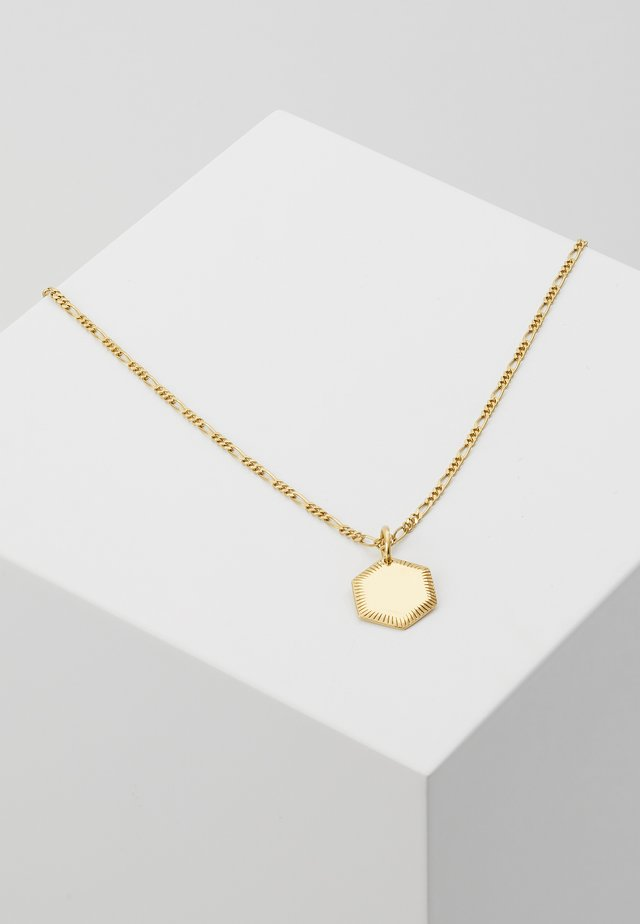 KIM NECKLACE - Collana - gold-coloured
