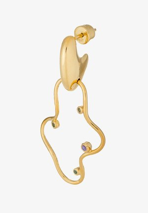 GELATO EARRING - Pendientes - gold-coloured