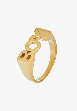 BOY - Ring - gold-coloured