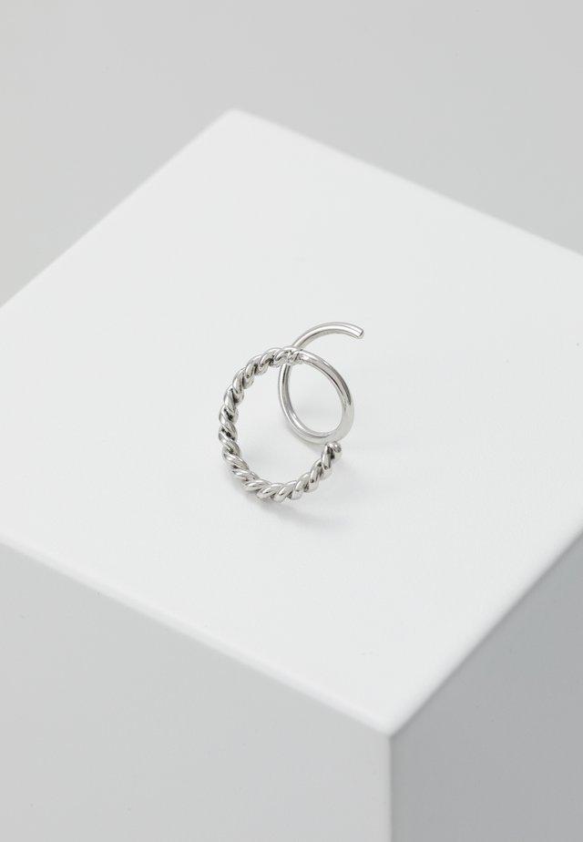 SOFIA TWIRL EARRING - Boucles d'oreilles - silver