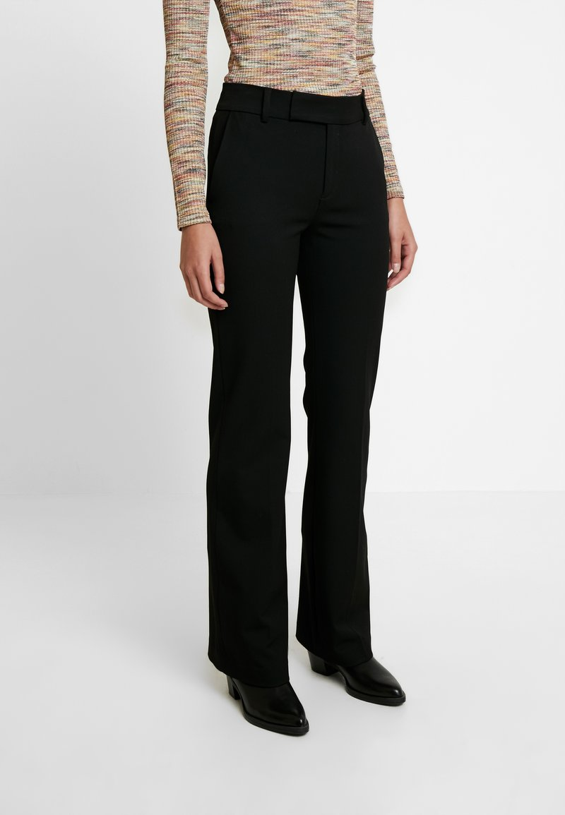 mbyM - MAII - Trousers - black