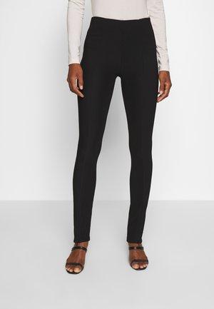 NORAH - Leggings - black