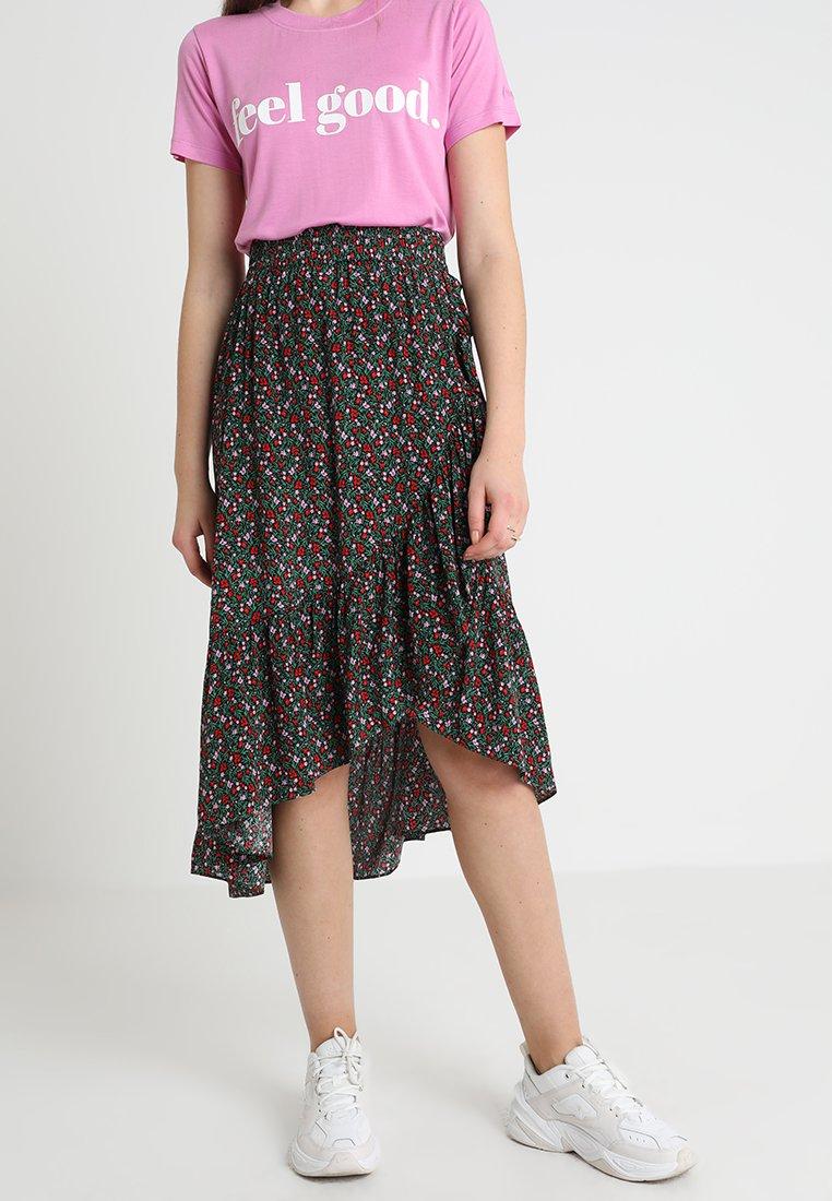 mbyM - MARCELLA - A-line skirt - multi-coloured