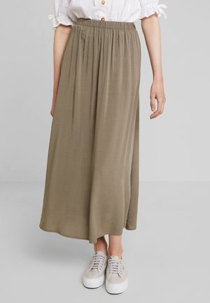 NIA - Maxi skirt - green bay