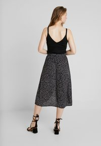 mbyM - HANNIE - A-line skirt - black - 2