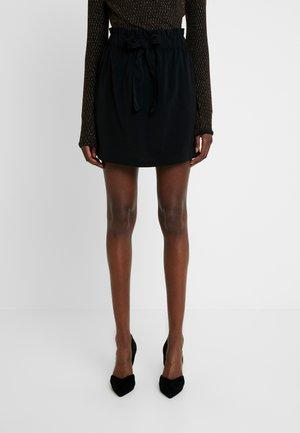 LIZZO - Mini skirt - black