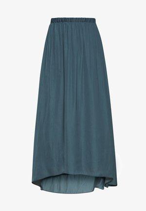 TANDRA - Falda larga - dark slate