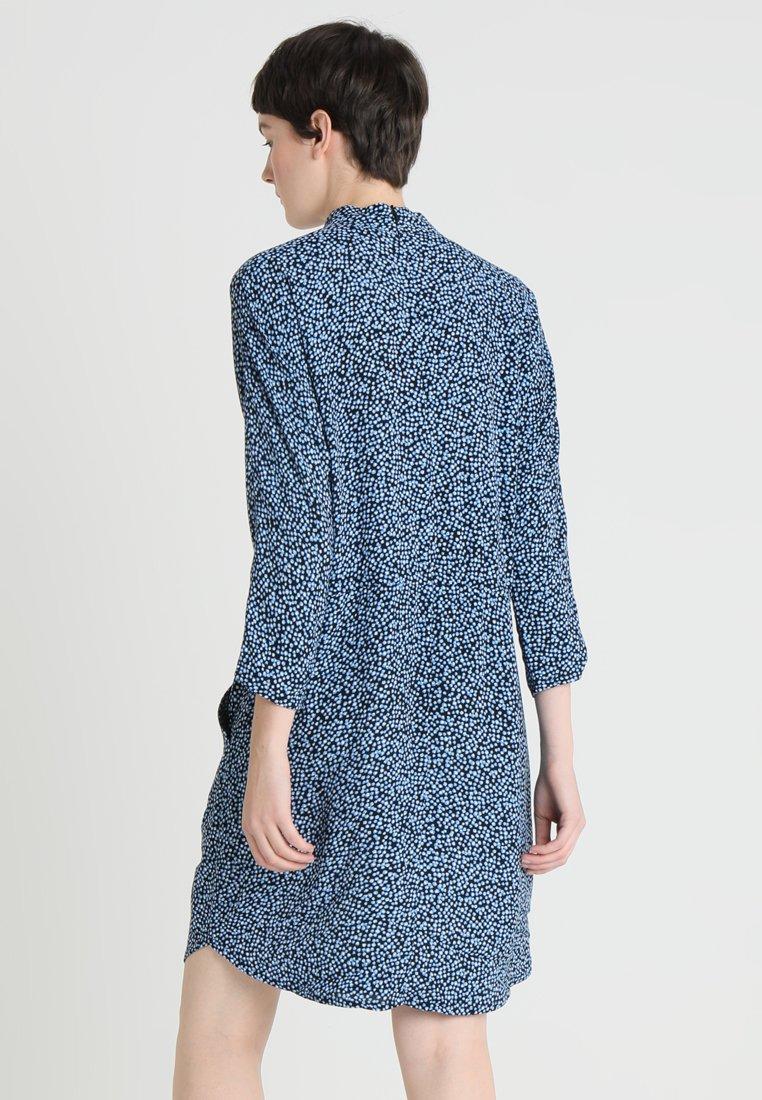 mbyM Robe d'été - bleu marine dark blue