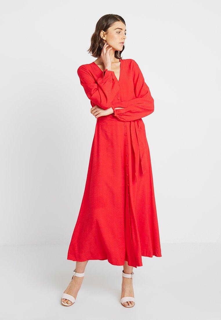 mbyM - JORDEN - Robe longue - lollipop red