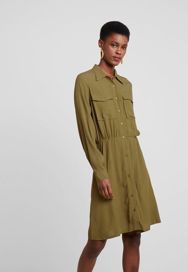 TAMIA - Day dress - butternut