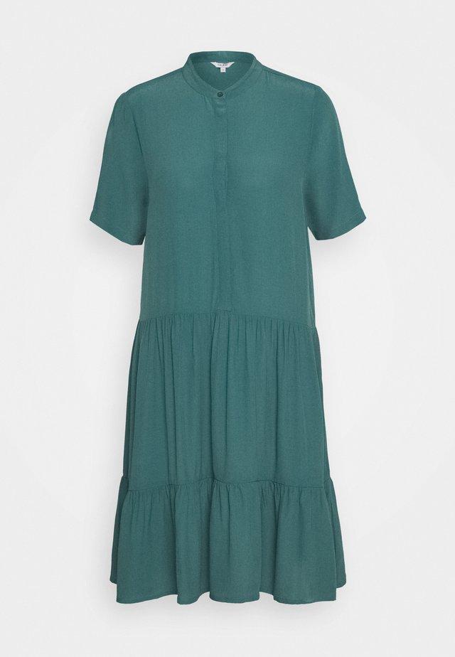 LECIA - Blusenkleid - mallard green