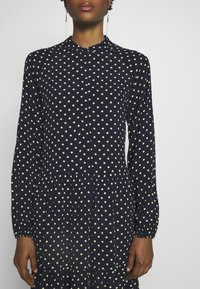 mbyM - MARRANIE - Day dress - dark blue, yellow - 6
