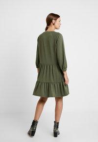 mbyM - JERRI - Jersey dress - green - 3